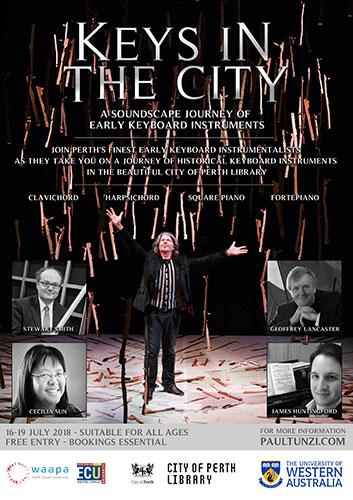 Keys in the City 2018 - Promotional Flyer (PDF)