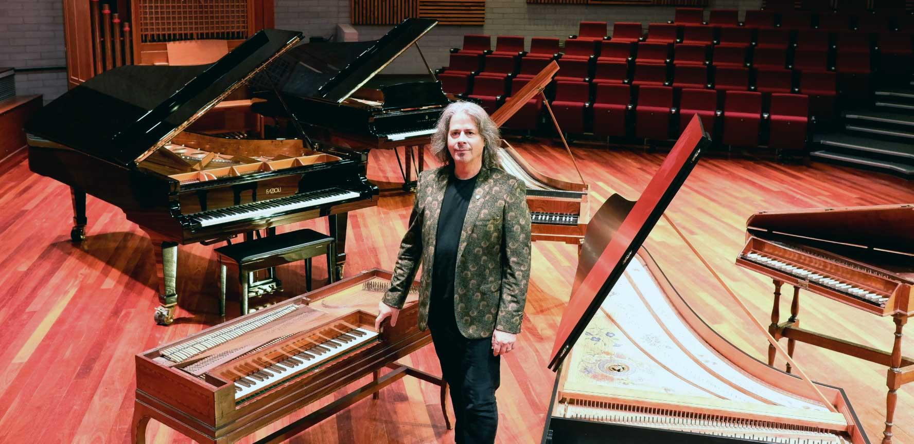 Paul Tunzi - Keyboard Instruments